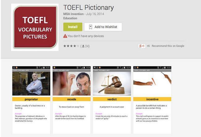 Aplikasi Android Untuk Persiapan Ielts Dan Toefl
