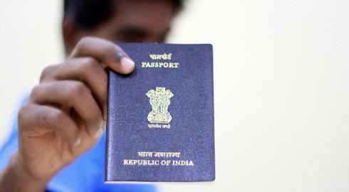 Image result for Passport in India