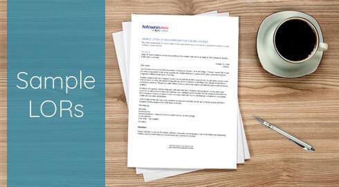 Sample letters of recommendation lors for higher studies abroad spiritdancerdesigns Images