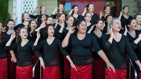 Chilton Saint James School Choir