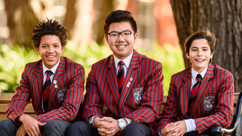 Scots College International Students