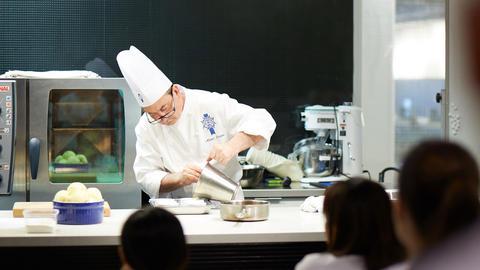 Patisserie Chef Demonstration