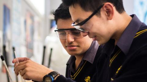 Science Lab - Auckland Grammar School