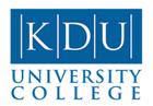 KDU University College